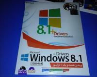ویندوز 8.1 + درایور